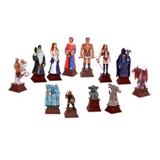 <strong>Sunnywood</strong> Good vs. Evil Chess Set