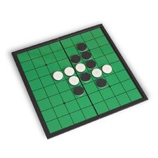 <strong>Sunnywood</strong> Plastic Magnetic Folding Reversi