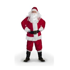 Value Line Santa Claus Suit