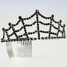 Black Kiss of Death Tiara