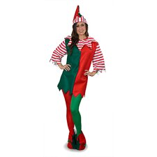 <strong>Sunnywood</strong> Holly Jolly Unisex Elf Costume