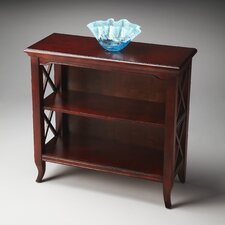 Plantation Newport Low Bookcase