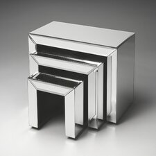 <strong>Butler</strong> Loft Emerson 3 Piece Nesting Tables