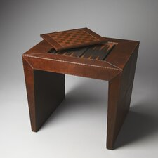 Loft Bradford Leather Multi Game Table