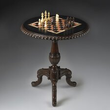 Heritage Chess and Checker Table