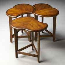 Loft 3 Piece Nesting Coffee Tables