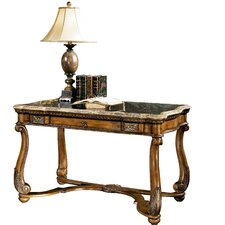 Heritage Writing Desk with Fossil St1 Veneer Top