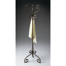 Compton Metalworks Coat Rack
