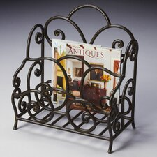 Metalworks Magazine Rack