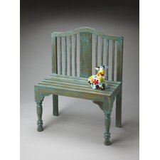 Heritage Solid Wood Bench