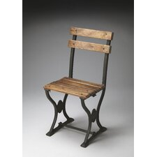 Metalworks Drafting Side Chair