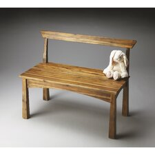 <strong>Butler</strong> Loft Natural Wood Bench