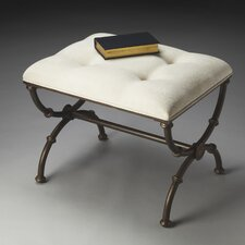 <strong>Butler</strong> Metalworks Cushion Stool