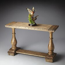 <strong>Butler</strong> Mountain Lodge Console Table