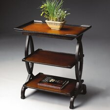 Masterpiece Tiered End Table