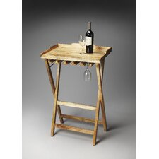 <strong>Butler</strong> Artifacts Highland Folding Wine Rack