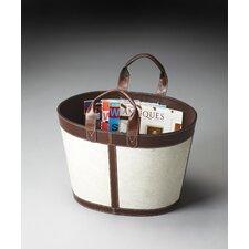 Modern Expressions Magazine Basket