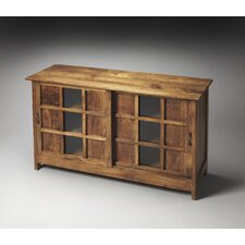 Artifacts Bucktown Solid Wood Display Cabinet