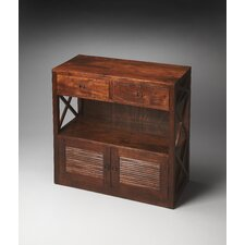 Artifacts Niles Storage Console Table