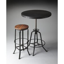 Metalworks Hall / Pub Table Set