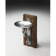 Hors D'oeuvres Aspen Wood Sconce