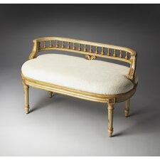 Artists' Originals Mansfield Wood Bedroom Bench