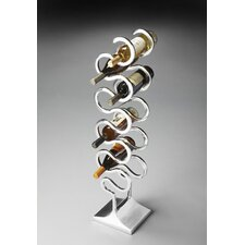 Loft 9 Bottle Tabletop Wine Rack
