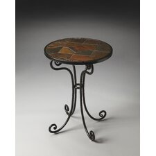 Metalworks Pullman End Table