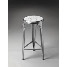 "Metalworks 28"" Essex Backless Bar Stool"