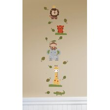 Jungle Walk Wall Decal