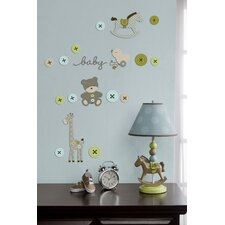Toyland Wall Decals