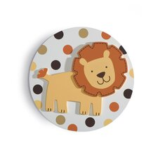 <strong>Kids Line</strong> Sunny Safari 3D Wall Art
