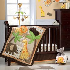 <strong>Kids Line</strong> Sunny Safari Crib Bedding Collection