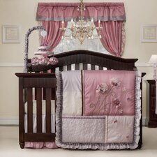 <strong>Kids Line</strong> Fleur Crib Bedding Collection
