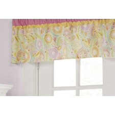 <strong>Kids Line</strong> Dena Happi Tree Curtain Valance