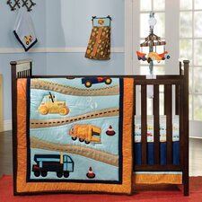 <strong>Zutano</strong> Construction Crib Bedding Collection