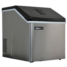 <strong>Luma Comfort</strong> IM200SS Stainless Steel Portable Clear Ice Maker