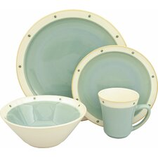 <strong>Sango</strong> Newport 16 Piece Dinnerware Set