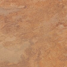 "Tundra 12"" x 12"" Glazed Porcelain Porcelain Field Tile in Autumn"