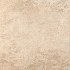 "Tundra 18"" x 18"" Glazed Porcelain Field Tile in Winter"