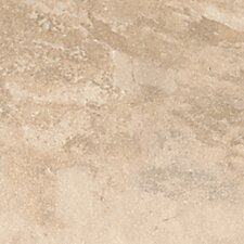 "Tundra 6"" x 6"" Glazed Porcelain Field Tile in Winter"