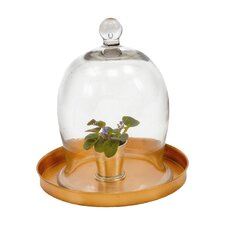 Small Bell Planter Jar