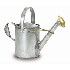 Galvanized Short Necked Watering Can