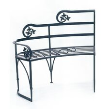 <strong>ACHLA</strong> Lutyen II Wrought Iron Garden Bench