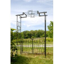 Square-on-Squares Arbor II