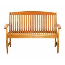 Classic Wood Garden Bench