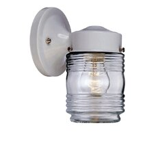 <strong>Acclaim Lighting</strong> Builder's Choice 1 Light Wall Lantern