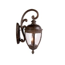 <strong>Acclaim Lighting</strong> Fleur de Lis 4 Light Wall Lantern