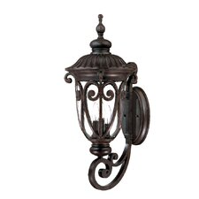 <strong>Acclaim Lighting</strong> Naples 3 Light Wall Lantern