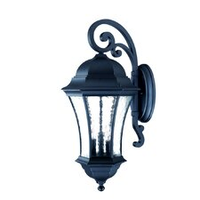 Waverly 3 Light Wall Lantern